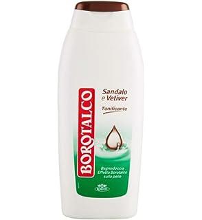 Borotalco Bagnoschiuma Bagno doccia Sandalo e Vetiver 500ml