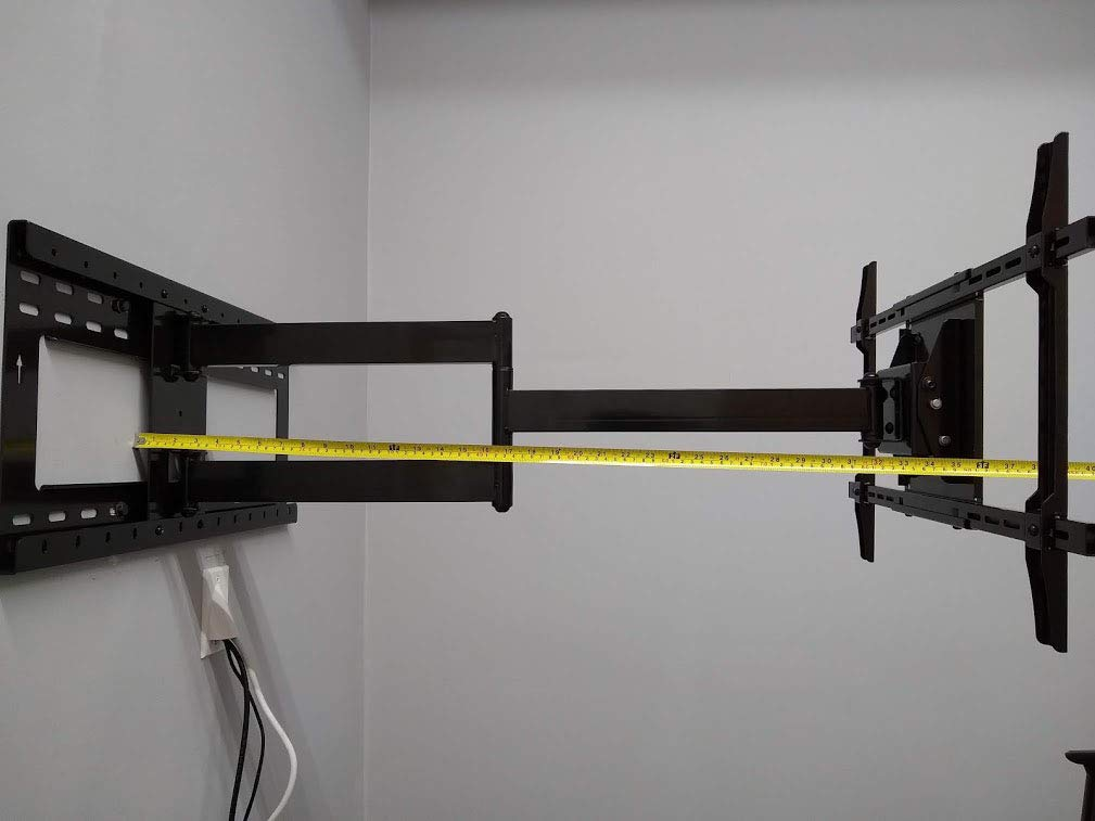 36'' Long Extension Smooth Articulating Arm Mount for Samsung LG Sony LED TV 32'' to 65''