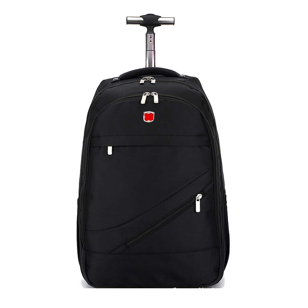 ラップトップバックパック、トロリーショルダーバックパック、デュアルユース大容量男性と女性の多機能アウトドアスポーツバックパック B07TBG875D