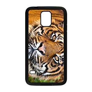 The Loveable Tiger Hight Quality Plastic Case for Samsung Galaxy S5