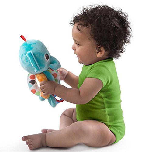 Bright Starts Explore /& Cuddle Elephant Car Seat and Stroller