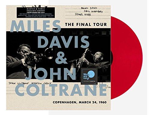 Price comparison product image The Final Tour: Copenhagen,  March 24,  1960 [Exclusive Red Color Vinyl]