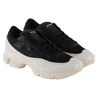 26d47a302731b adidas Sneaker by RAF Simons Ozweego in Pelle E Tessuto Nera E, Size ...