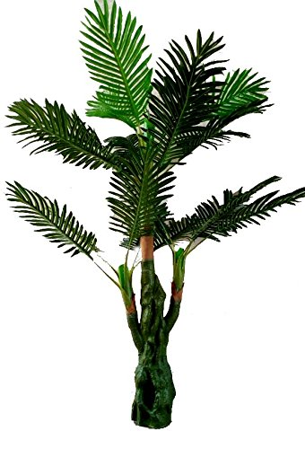 Sofix Natural Palm Tree Green Plant Home Decorative Artificial Plants For Decor