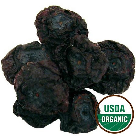 Organic Dried Blueberries (Unsweetened) 5lbs by Bella Viva Orchards Dried Fruit (Image #1)