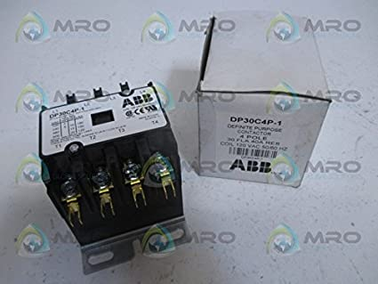 Abb Definite Purpose Contactor Wiring Diagram on