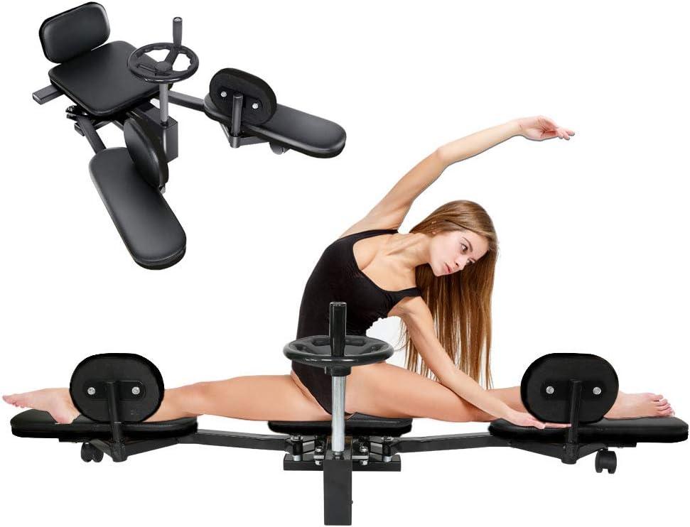 MXMY Stretch Training Leg Stretcher Machine Heavy Duty Calf Thigh Stretching Gym Gear Fitness Equipment