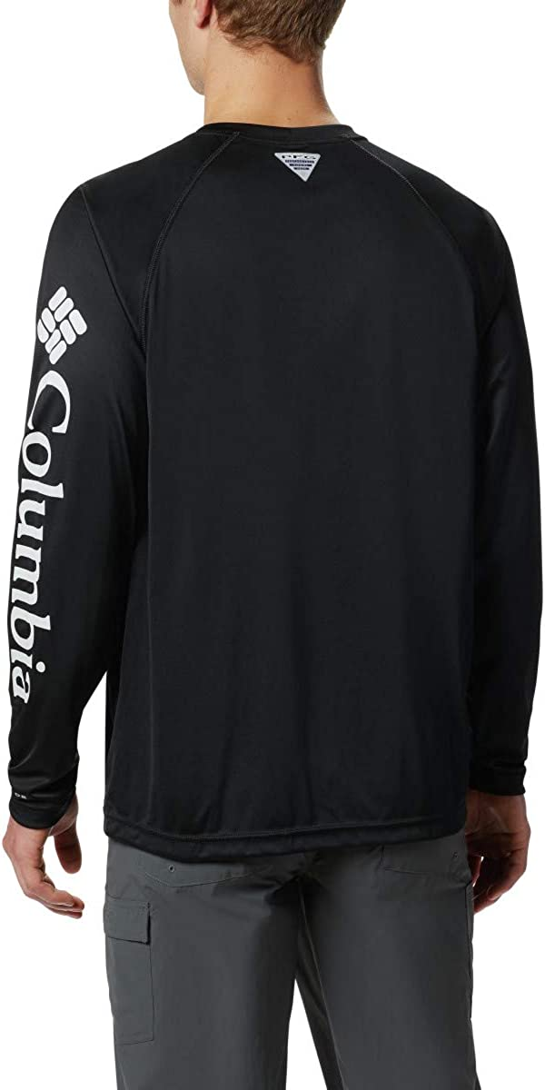 Columbia Mens Terminal Tackle Long Sleeve Shirt