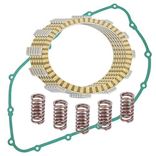 CALTRIC CLUTCH FRICTION PLATES and GASKET KIT Fits HONDA VF750C V45 Magna 750 1982-1988