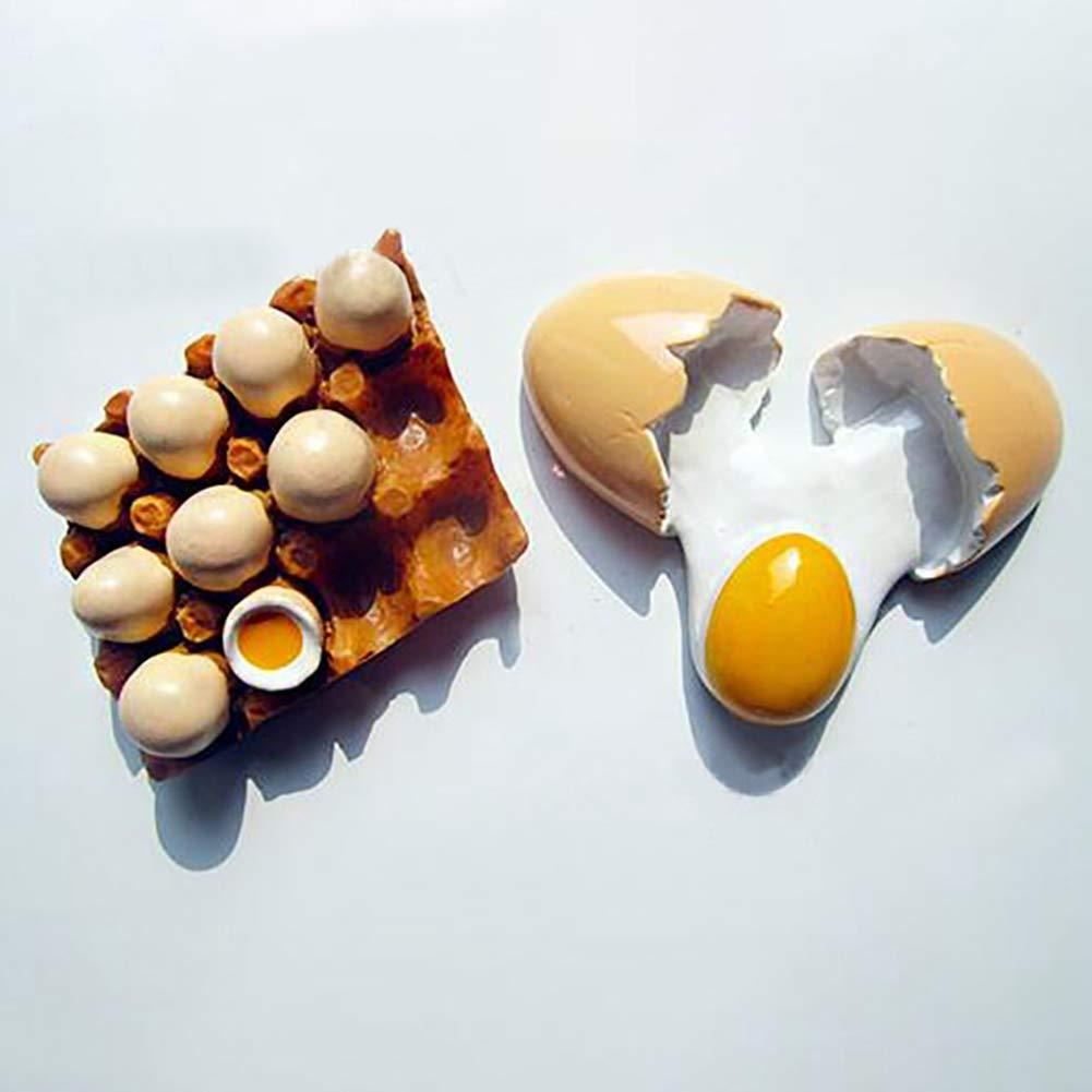 Imanes de resina para frigorífico, estilo europeo, con forma de ...
