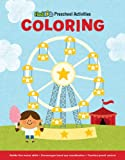 img - for Coloring (Flash Kids Preschool Activity Books) book / textbook / text book