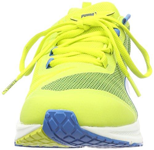 PUMA IGNITE XT - Zapatillas de deporte para hombre amarillo - Gelb (sulphur spring-cloisonné 02)