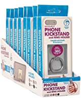 Reusable Phone Kickstand and Ring Holder