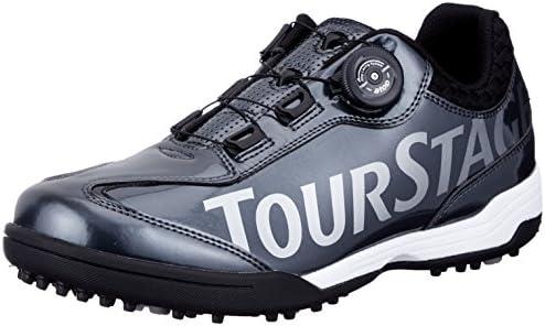 [ツアーステージ] ゴルフシューズ SHTS8T スパイクレス メンズ