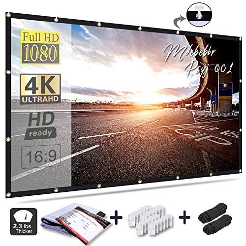 Top 10 recommendation projection screen and stand portable for 2020