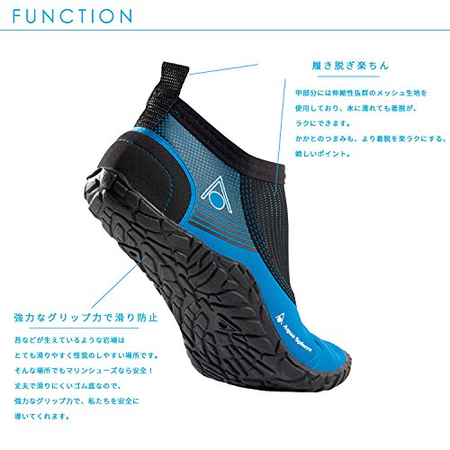 Neoprene Water Beach Aqua Blue Black Shoe 2 Sphere Beachwalker 0 qBPBpR