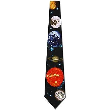 Lazos de la ciencia Sistema solar Corbatas Corbatas de los ...