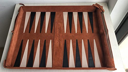 Sondergut Deluxe Roll-up Backgammon Game by Sondergut