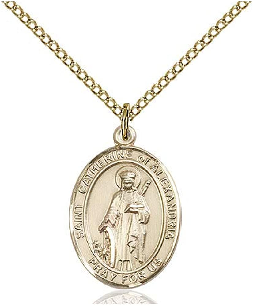 Raphael The Archangel Pendant DiamondJewelryNY 14kt Gold Filled St