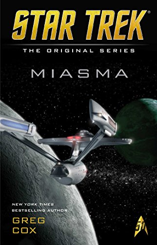 Miasma Star Trek Greg Cox ebook product image