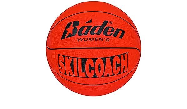 Pelota de baloncesto Baden Contender color marr/ón y beige