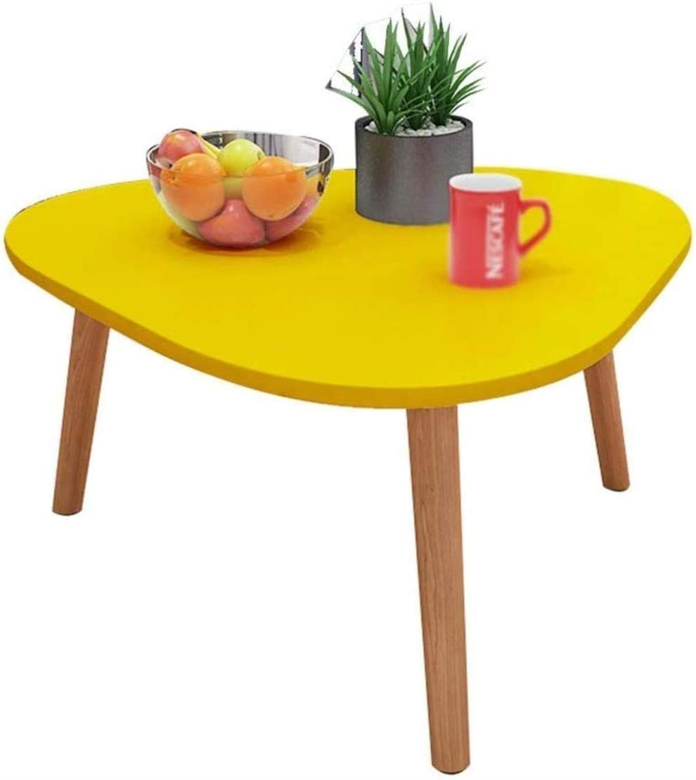 - BH Solid Low Coffee Table Triangular Coffee Table Creative Coffee