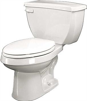 Gerber Plumbing G002192825 2473732 Maxwell Siphon Jet Toilet Bowl Elongated Ada 1 6 Gpf 1 28 Gpf Bone Toilet Bowls Amazon Com