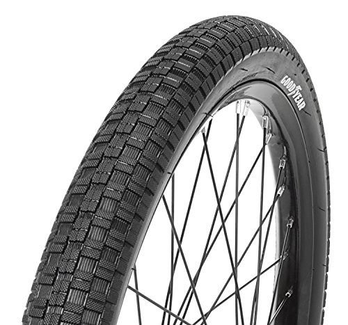 Goodyear Folding Bead BMX Bike Tire, 20 x 2.125, Black