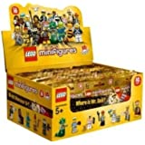 LEGO Minifigure Collection Series 10 - 71001 - Sealed Case of 60 Mystery Packs