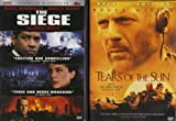 The Siege , Tears of the Sun : Bruce Willis Action 2 Pack
