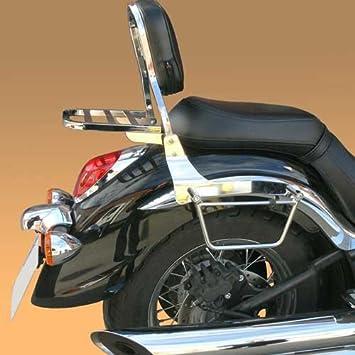 SPAAN - Soporte para Alforjas Klick Fix - Kawasaki Vulcan Vn 900 Classic-Custom: Amazon.es: Coche y moto