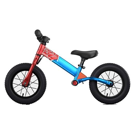 YUMEIGE Bicicletas sin Pedales Bicicletas sin Pedales Acero con ...