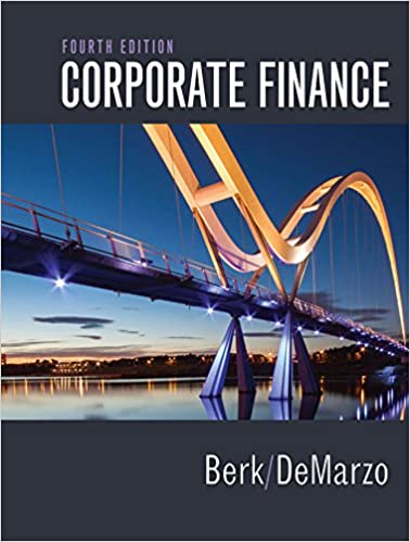 Corporate Finance by Berk/DeMarzo