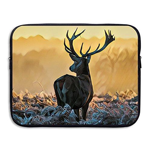 Price comparison product image CHERINA RHEA Computer Bag Laptop Cover Case Sleeve Bag Mi-lu Deer Belk Moose 13-15 Inch For IPad Air Macbook Pro Surface Book Notebook Ultrabook