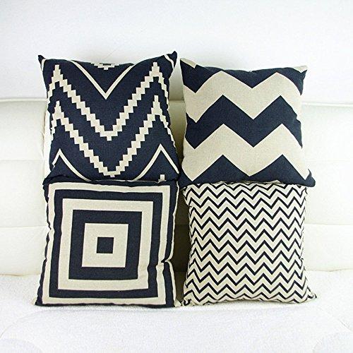 Monkeysell pillows Geometric Pattern decorative