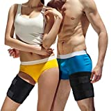 Thigh Brace Trimmers Hamstring Wrap, Compression