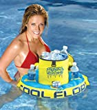 Inflatable 10 Quart Floating Ice Chest