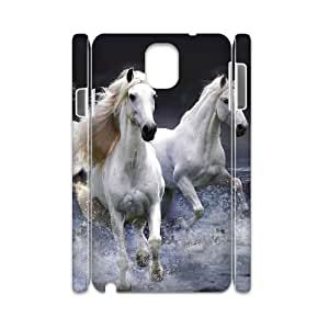 DIY High Quality Case for Samsung Galaxy Note 3 N9000 3D, Galloping Horse Phone Case - HL-R669362