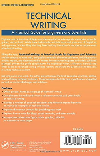 examples of technical writing articles
