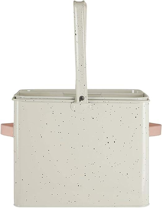 Premier Housewares - Caja de detergente, Plateado, n/a: Amazon.es ...
