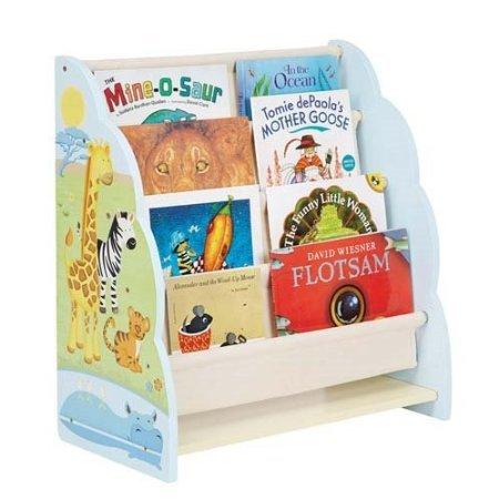 Savanna Smiles Book Display