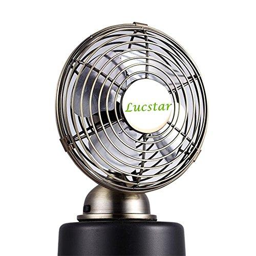 mini wall mount oscillating fan - 9