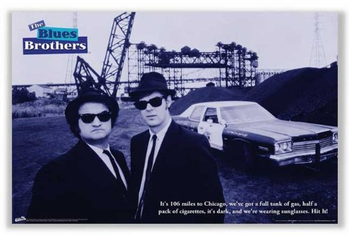 Blues Brothers 106 Miles to Chicago 36