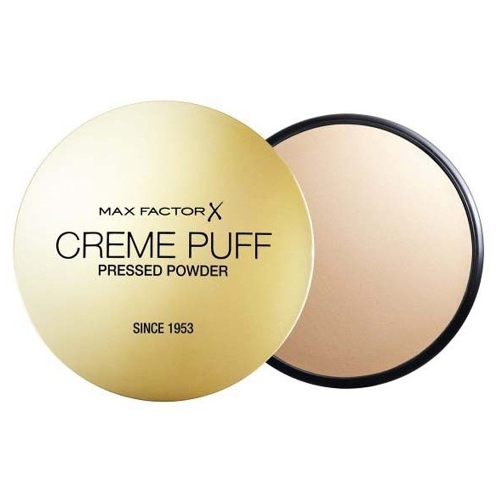 3 x Max Factor, Creme Puff Face Powder 21g, 55 Candle Glow Proctor and Gamble