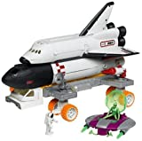 Matchbox Mega Rig Space Shuttle [Amazon Frustration-Free Packaging]