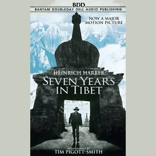 Bargain Audio Book - Seven Years in Tibet