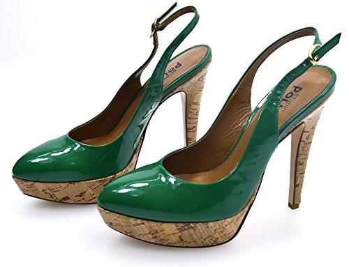 Verde Emerald Sa1006cc0xtb2 Decolte Scarpa Art Smeraldo Sandalo Grren Vari Donna Pollini Colori Evita zU1HSqxx