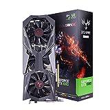 Kaxu Colorful iGame GTX1080Ti Vulcan X OC Video Graphics Card GPU 11GB SLI VR Ready
