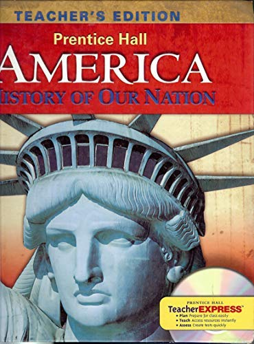 America; History of Our Nation (Teacher's Edition)
