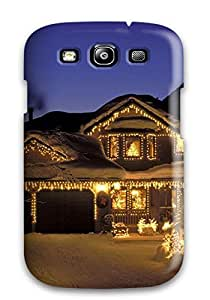 High Quality HeUqgXJ4790CAimj Holiday Christmas Tpu Case For Galaxy S3